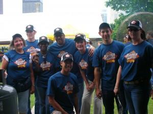 Batter Blaster team